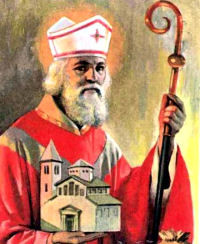 St. Ambrose, Bishop and Doctor: Brief Bio, Quotes, and Prayers