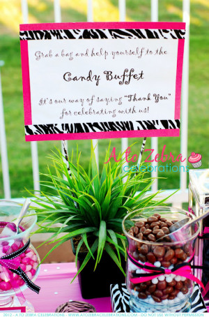 Candy Table Quotes. Qu...