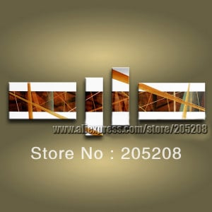 ... Decoration Quotes Canvas Art Abstract Oil Painting XD01011(Hong Kong