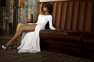 Nicole Ari Parker Covers