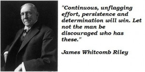 James whitcomb riley famous quotes 1