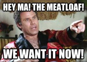 Wedding Crashers Meatloaf Meme