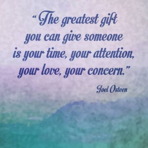 Joel Osteen Daily Quotes