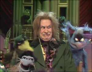 ... actor ever have more fun with his public persona than Vincent Price