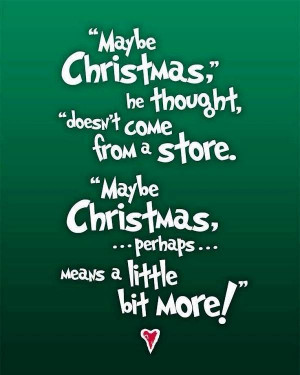 25 Beautiful Christmas Sayings