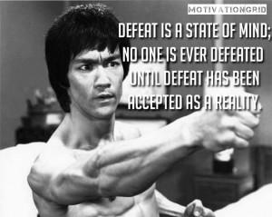 Bruce Lee - Zitat
