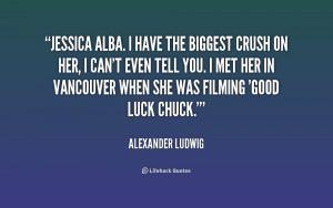 Quotes Having Crush Someone...