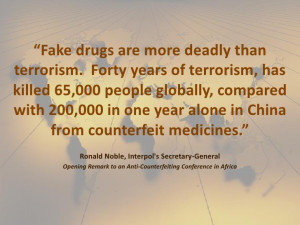 Anti Drug Quotes By Famous People Fake drugs quote