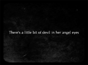 Devil And Angel Quotes