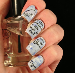 Go Back > Gallery For > Nail Art Quotes