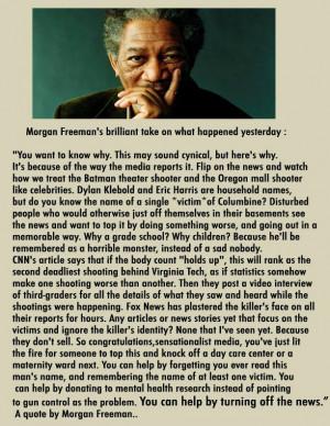 morgan freeman |