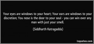 quote-your-eyes-are-windows-to-your-heart-your-ears-are-windows-to ...