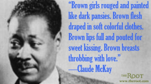 Quote of the Day: Claude McKay on Harlem Women