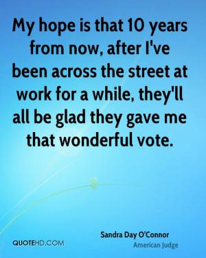 Sandra Day O'Connor Politics Quotes