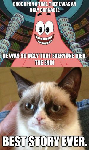 Good Story. by Grumpy-Cat-Fan