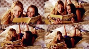 Serena&Blair. Friendship doesn't need words. - serena-and-blair ...