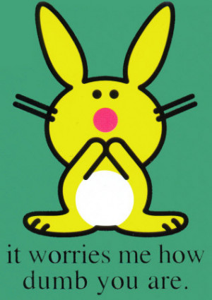 Happy Bunny Quotes Tumblr about love cover photos for girls on life ...