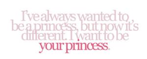 Your Princess