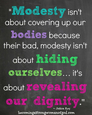 modesty and dress quotes - Google Search