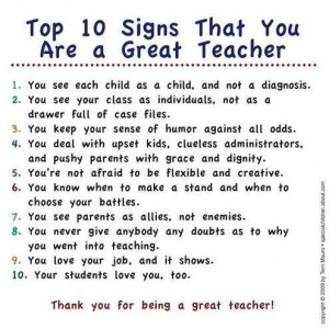 Great Teachers quote #2