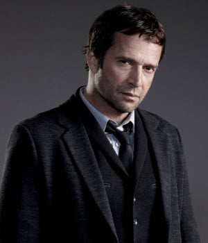 English actor James Purefoy is Joe Carroll, who will give you ...