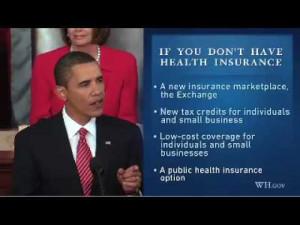 Obamacare in Obama's Words