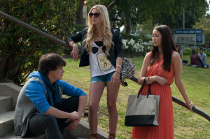 the Bling Ring, critique