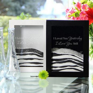 Always quote unity sand ceremony shadow boxes available in white or ...