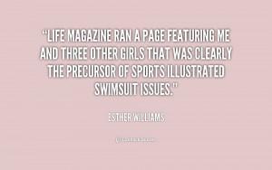 life magazine quotes