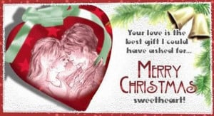 Christmas Love Quotes Him