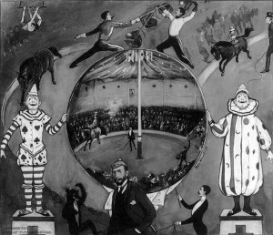The Amateur Circus at Nutley