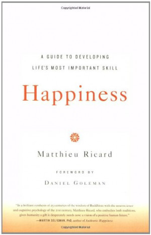 Matthieu Ricard Happiness Quote