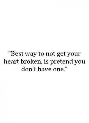 Charlie Sheen Broken Heart Quotes