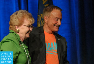 Terry Bean and Dems Shine at Election Night Central at Portland Hilton