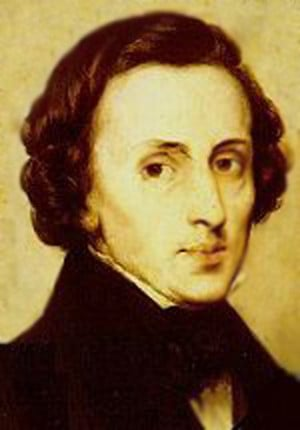 Frédéric-François Chopin (March 1, 1810 - October 17, 1849) is ...