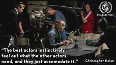 Christopher Nolan - director, writer. #filmmaking #batman #quotes