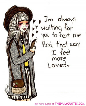 ... Pictures waiting for you quotes sweet love words famous quotes about