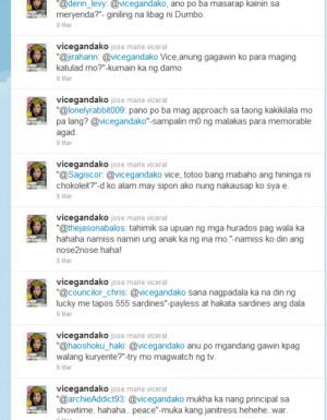 Vice Ganda Twitter Replies Again