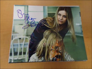 THE DEVIL'S REJECTS Sheri Moon Zombie SIGNED AUTOGRAPHED 8X10