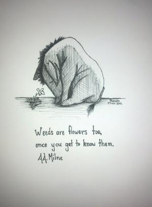 quote winnie the pooh eeyore aa milne