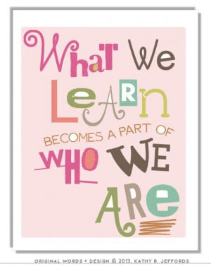 ... Quote, Classroom Wall, Learning Quotes, Classroom Poster, Classroom