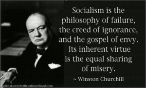 socialism Socialism is the Philosophy of Failure