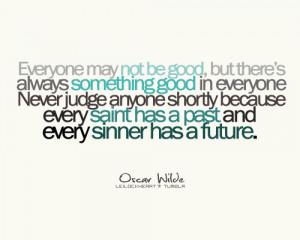 judgement quote
