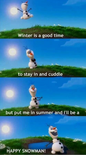 Top 30 Frozen Quotes and Picture's #Frozen #Quotes
