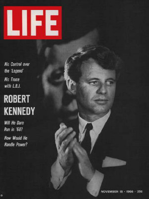 ... dream things that never were and ask why not robert f kennedy 1968