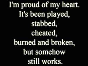 ... Broken Picture Quotes , Hurt Picture Quotes , Love Picture Quotes