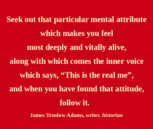 rejection day 272 artful quotes james truslow adams day 273