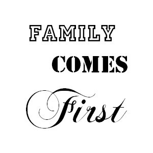 Family Comes First Myspace Comments, Graphics and Images - Quotes ...