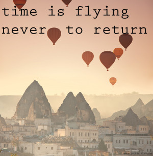Time is Flying: Famous Inspiring Quotes