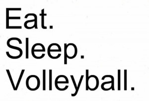 Volleyball Quotes Image